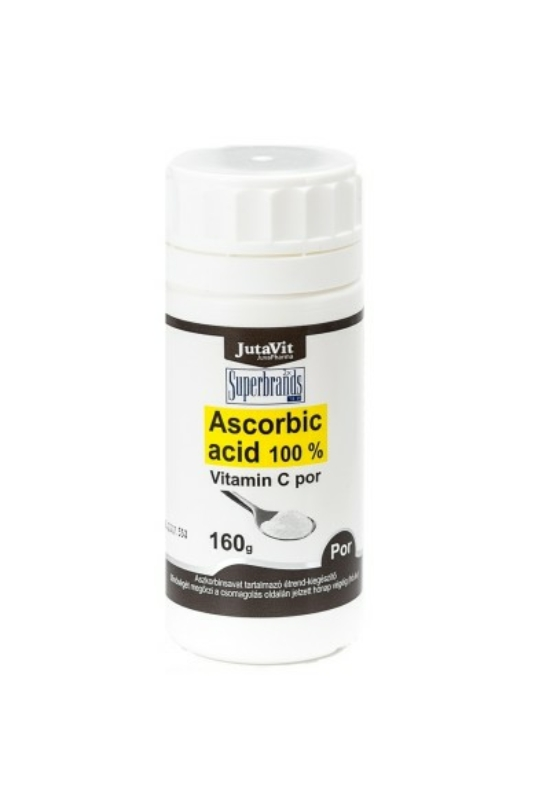 Jutavit ascorbic acid 100% aszkorbinsav 160 g