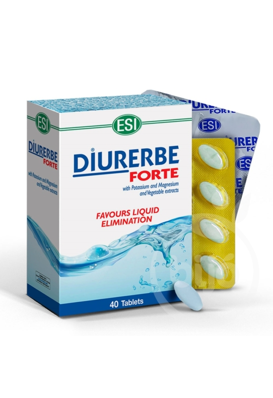 Naturtanya esi diurerbe forte salaktalanító, vízhajtó tabletta 40 db