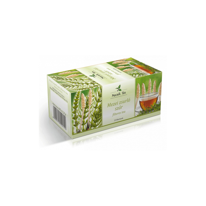 Mecsek Mezei zsurló tea filter